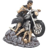 Ride Out Of Hell By James Ryman - Figurine