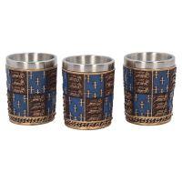 Medieval Shot Glasses (set of three)