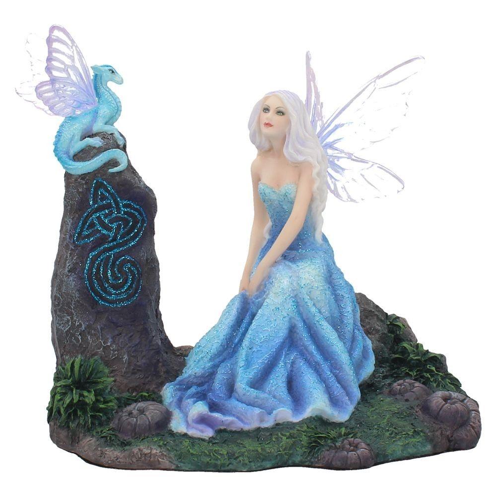 Luminescent -  Fairy Figurine By Rachel Anderson