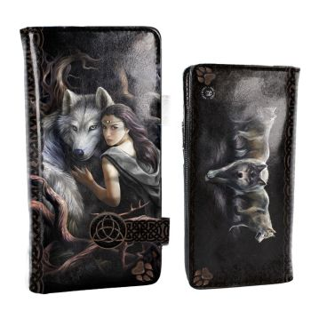 Sould Bond By Anne Stokes - Embossed Purse