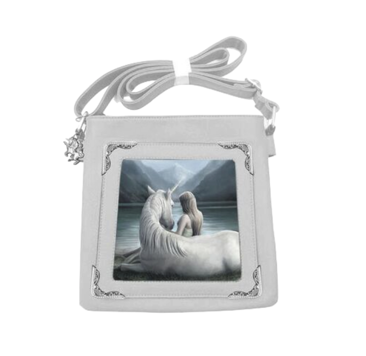 Beyond Works By Anne Stokes - Side Bag 3D