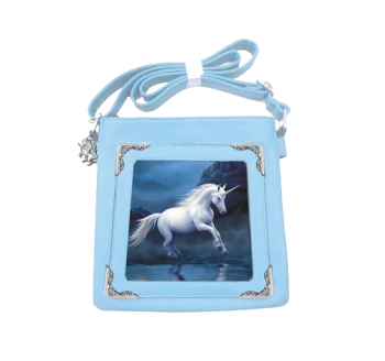 Moonlight By Anne Stokes - Side Bag 3D
