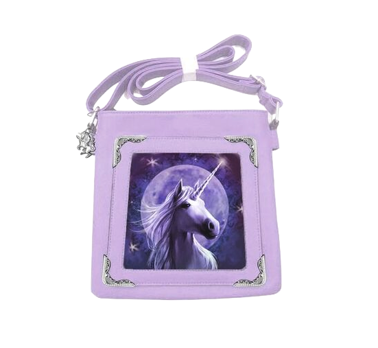 Starlight By Anne Stokes - Side Bag 3D