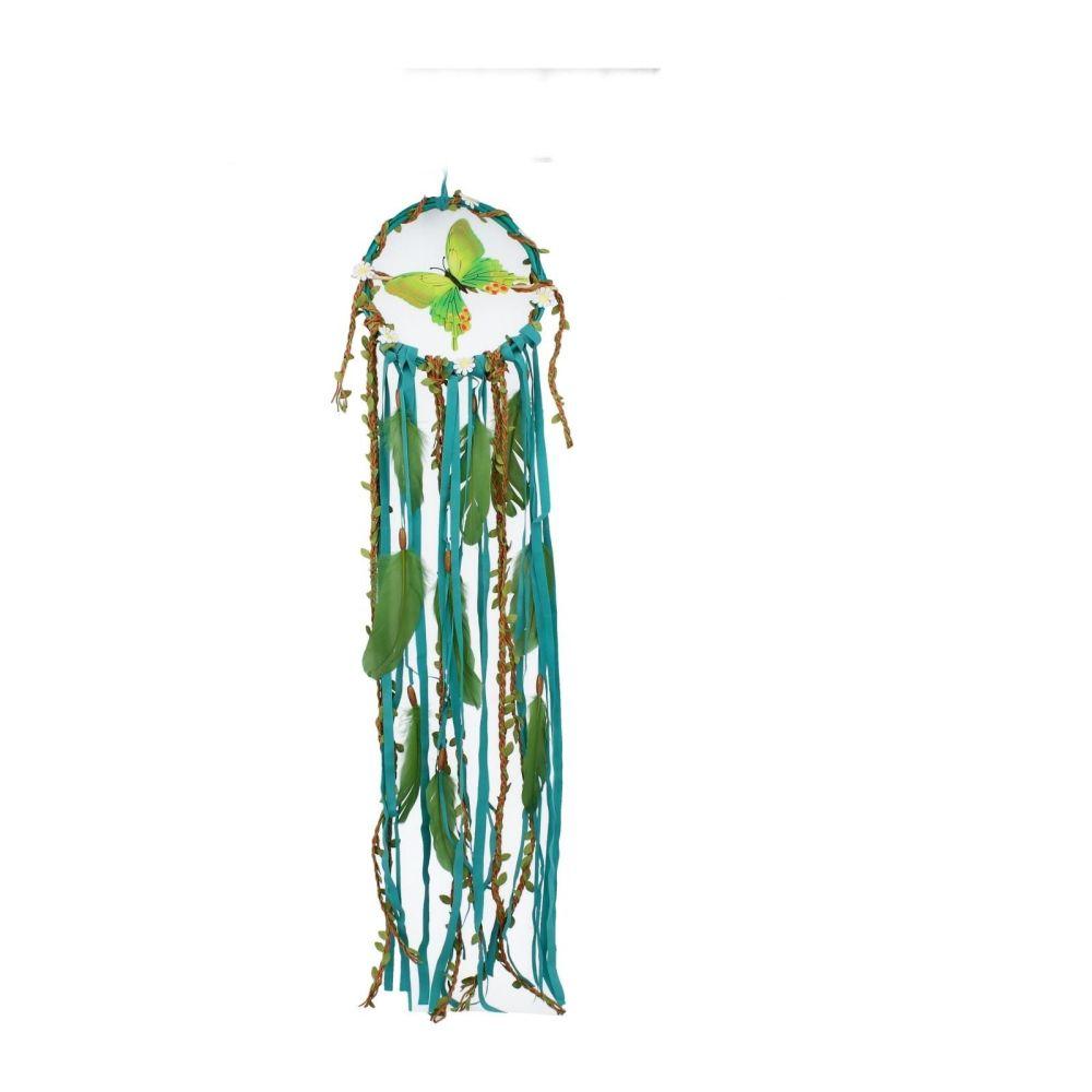 Green Butterfly Dream - Dreamcatcher