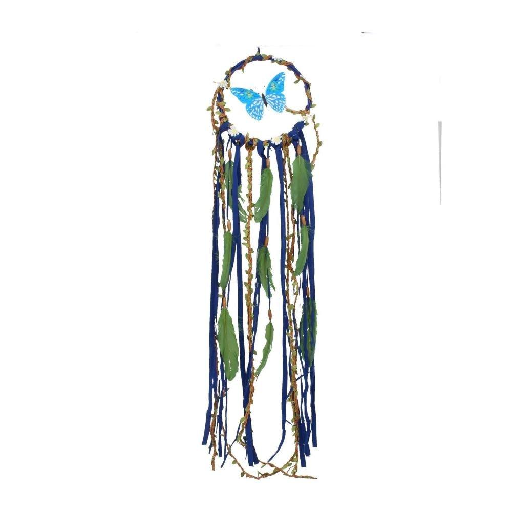 Blue Butterfly Dream - Dreamcatcher