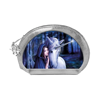Solace By Anne Stokes - 3D Oval Makeup Bag