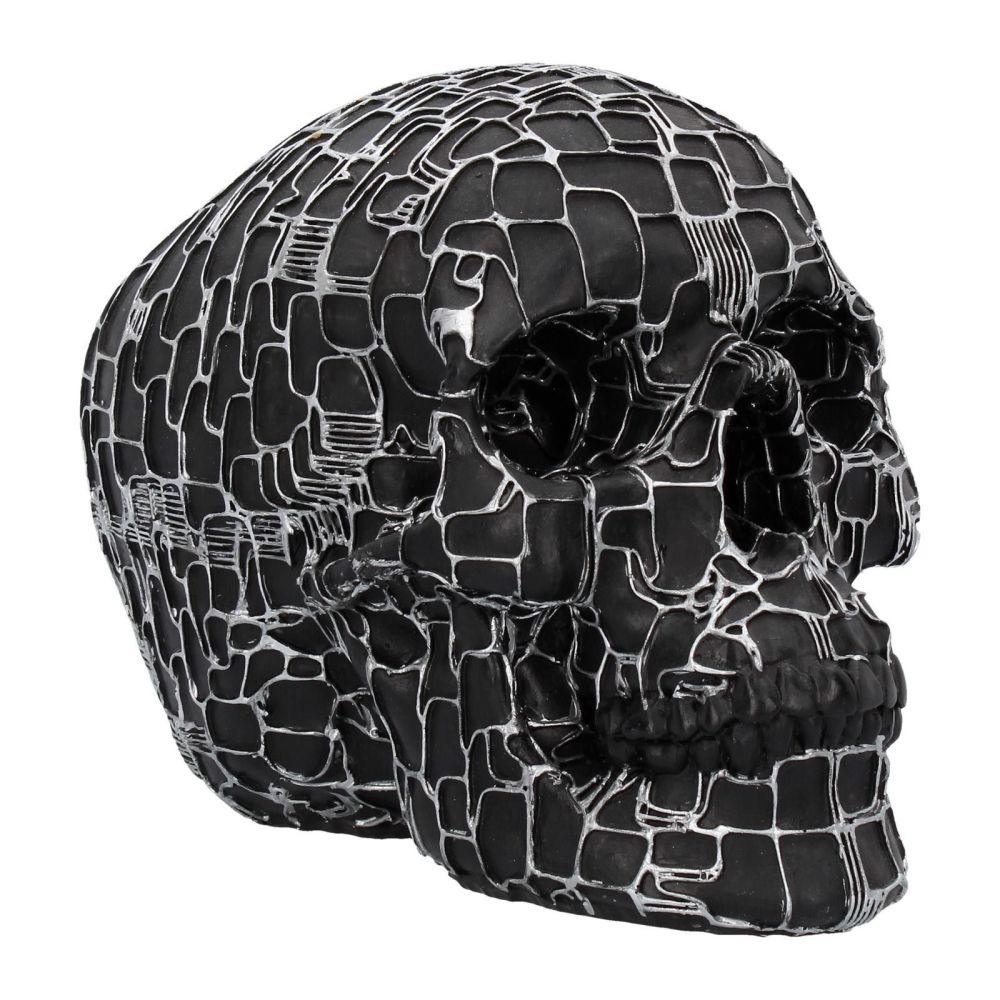 Neural Network - Skull Figurine