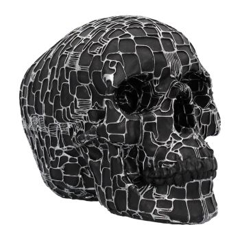 Neural Network - Skull Figurine