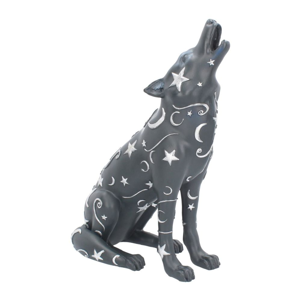 Lupus - Howling Wolf Figurine