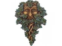 Oak Guardian Wall Plaque