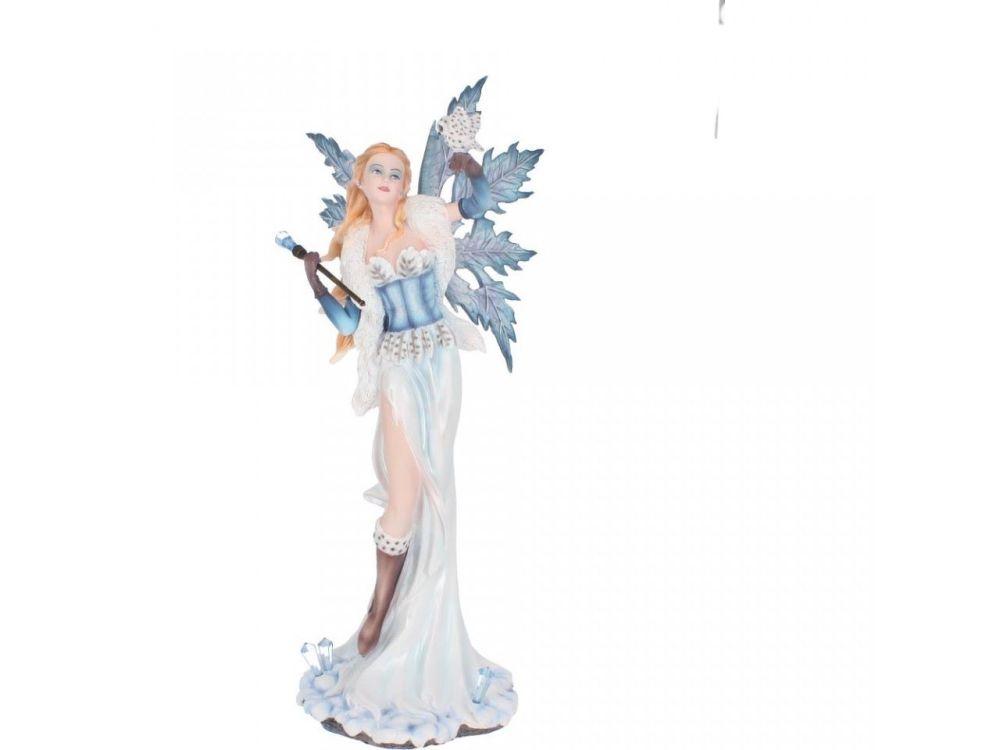 Olsa - Large Fairy & Owl Figurine