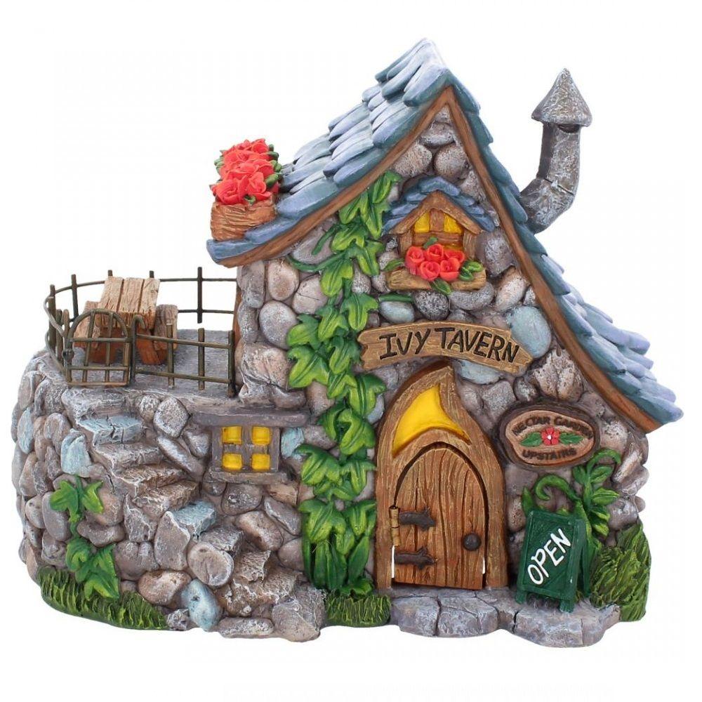 Fairy Village Figurines