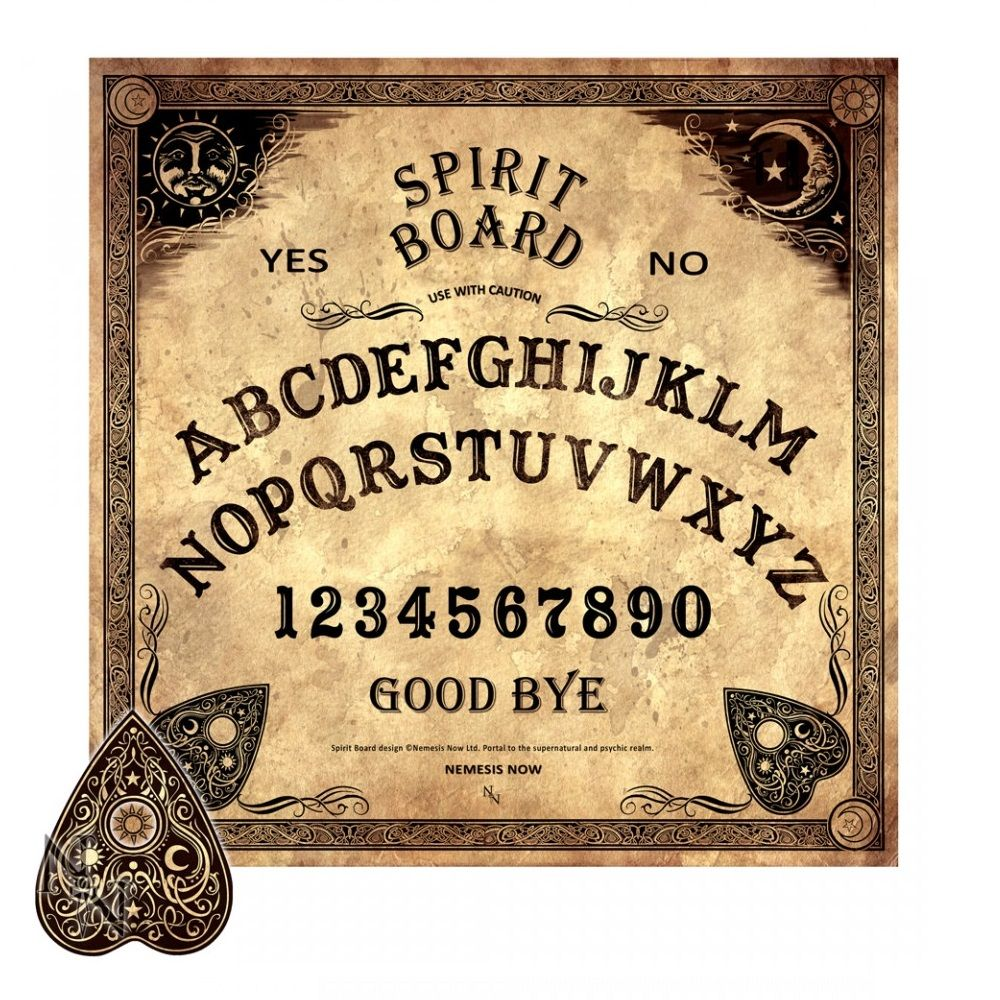 Ouija / Spirit Boards