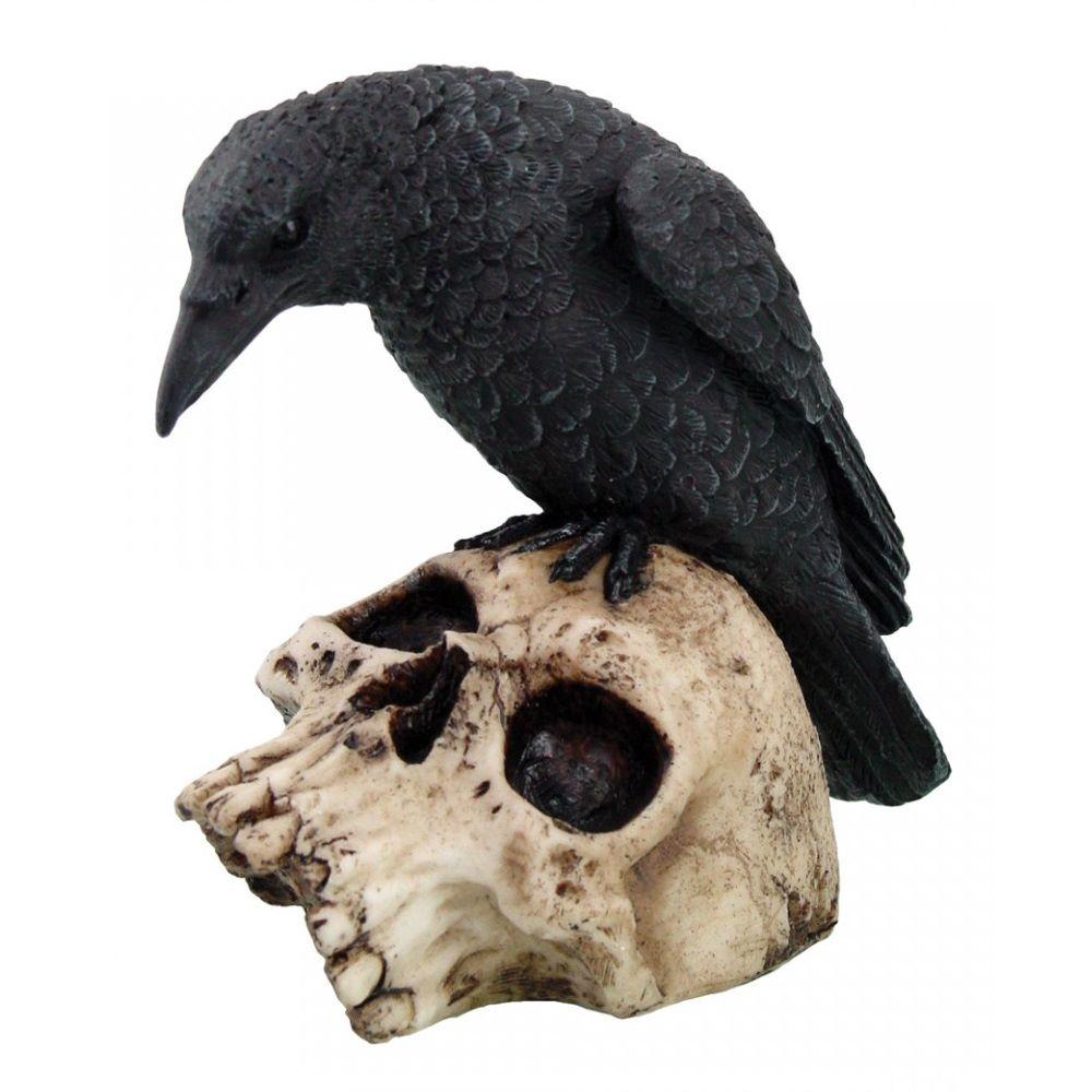 Raven Figurines