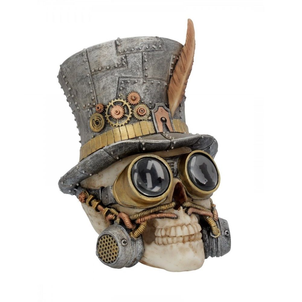Count Archibald - Steampunk Figurine