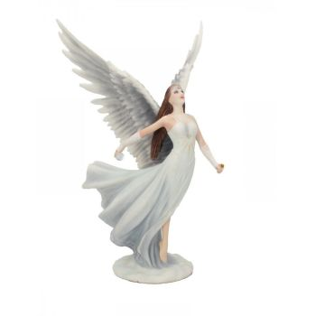 Ascendance By Anne Stokes - Angel Figurine
