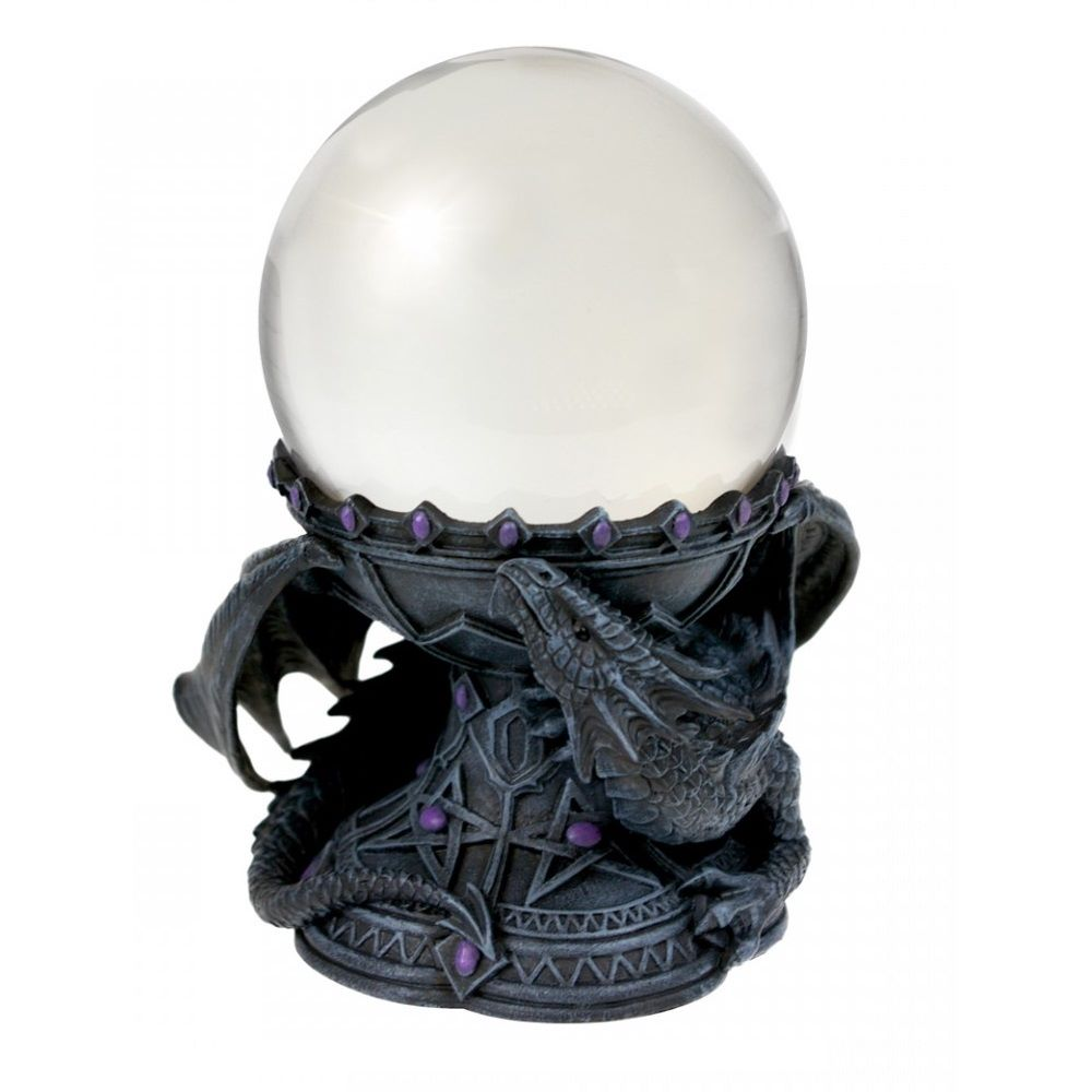 Anne Stokes Crystal Balls