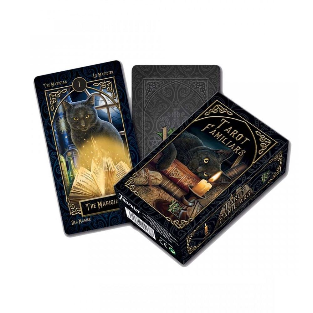 Lisa Parker Tarot Cards & Boxes