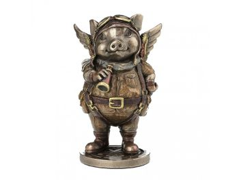 Porcus Machina - Steampunk Figurine