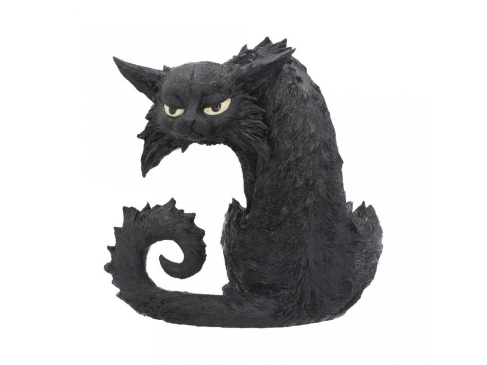 Spite - Witches Black Cat Figurine