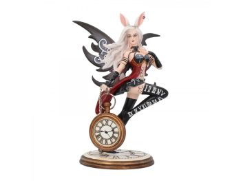 Rabbit - Alice In Wonderland - Fairy Figurine