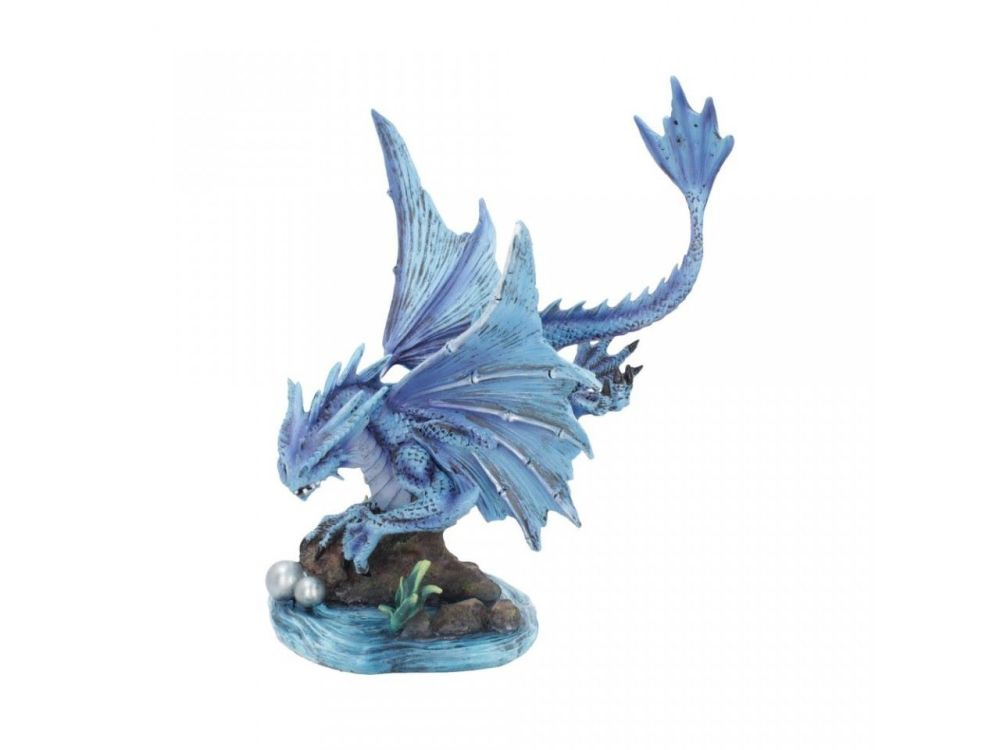 Adult Water Dragon By Anne Stokes - Figurine