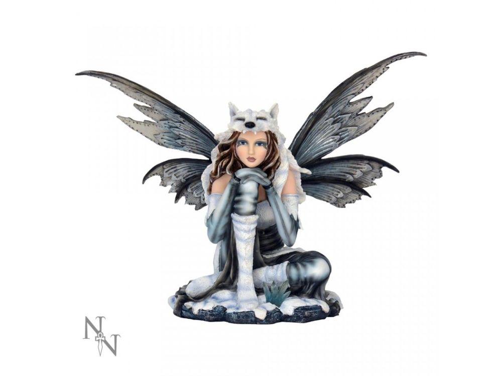Fae-Lore - Winter Fairy - Figurine
