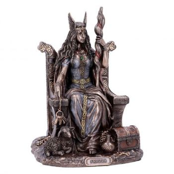 Frigga Goddess Of Freedom - Figurine