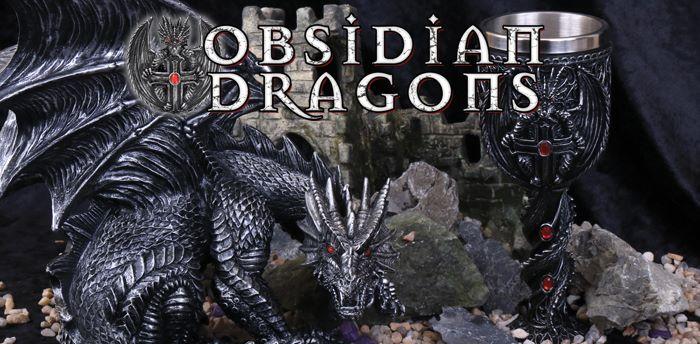 Obsidian Dragons