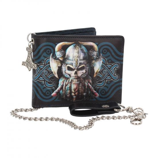 Danegeld Wallet With Chain - Danegeld Collection