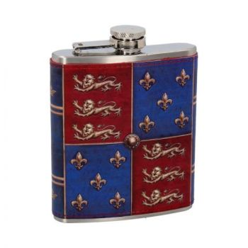 Medieval Hip Flask - Hereldic Collection