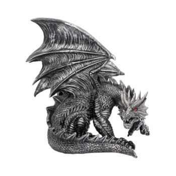 Obsidian Figurine - Obsidian Dragons Collection