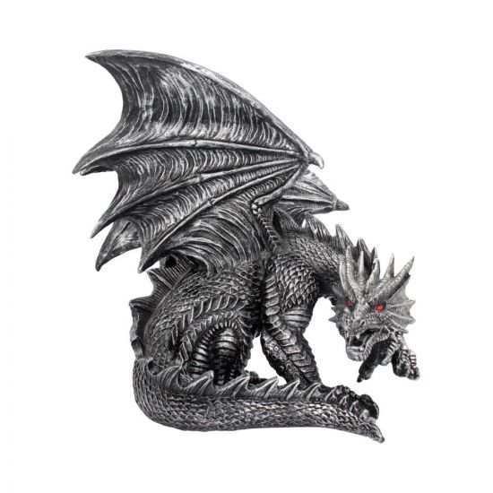 Obsidian Dragon Figurine - Obsidian Collection