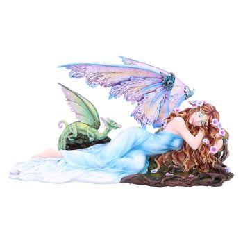 Dreamer - Fairy & Dragon Figurine