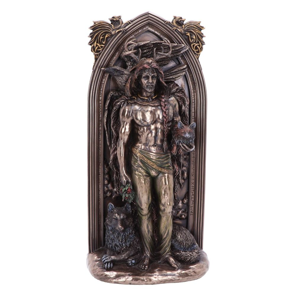The Druid By Ruth Thompson Figurine