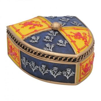 Box of the Brave - Medieval Scottish Trinket Box