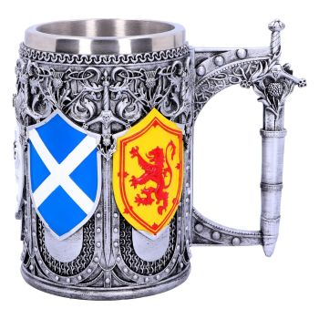 Tankard of the Brave - Medieval Scottish Tankard