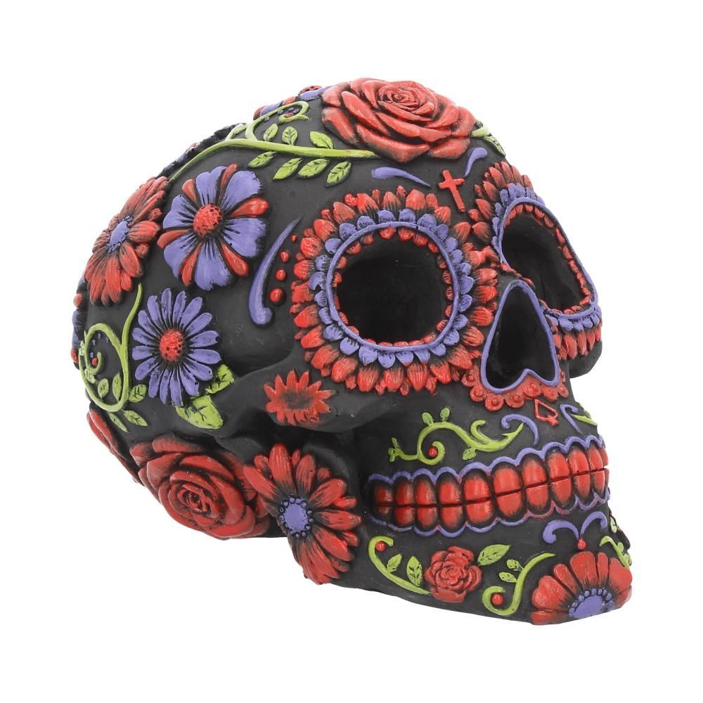 Sugar Blooms - Sugar Skull Figurine