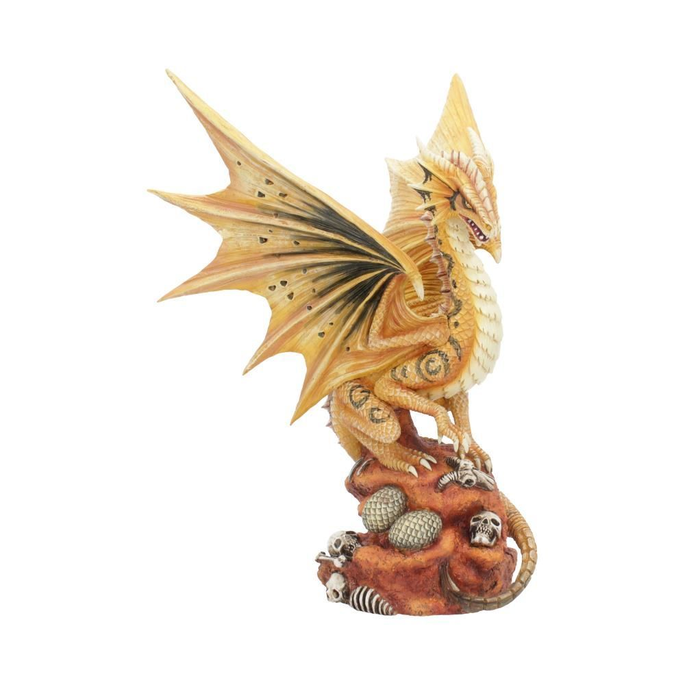 Adult Desert Dragon By Anne Stokes Figurine - Age Of Dragons Collection