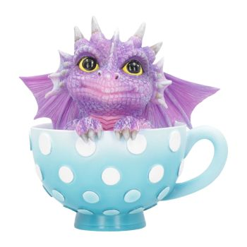 Cutieling - Baby Dragon & Teacup Figurine