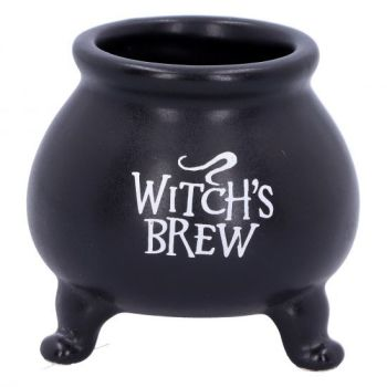 Witch's Brew Cauldron Pot