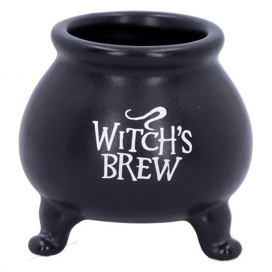 Witch's Brew Cauldron Pot (Set of 4)