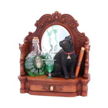 Absinthe Figurine By Lisa Parker