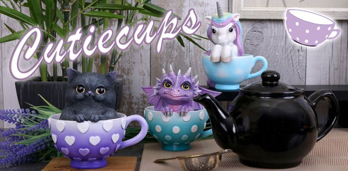 Cutie Cups Collection