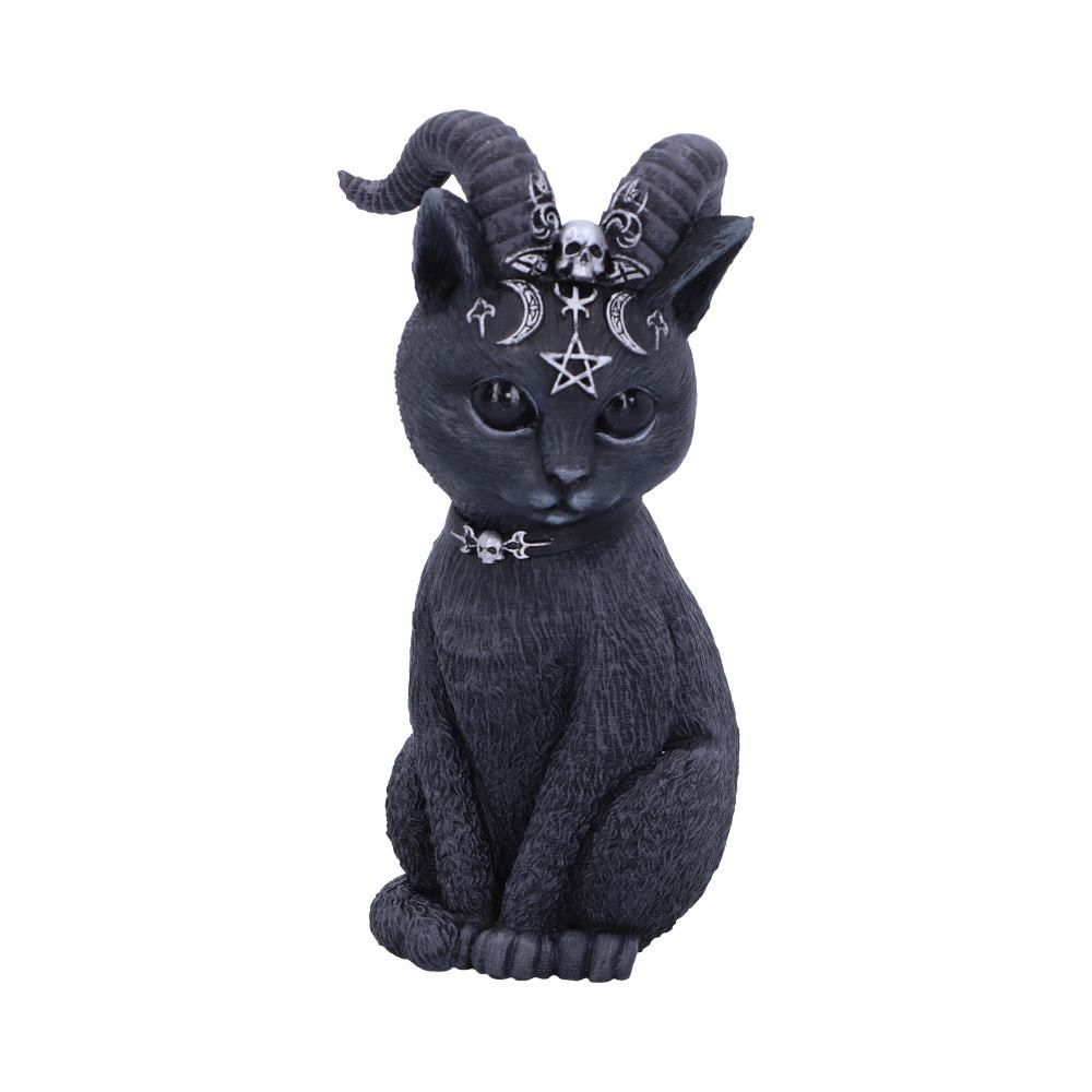 Pawzuph - Occult Cat Figurine   Cult Cuties Collection