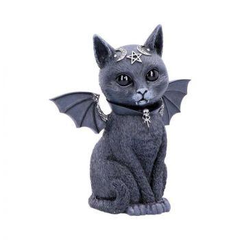 Malpuss (Large) - Occult Cat Figurine | Cult Cuties Collection