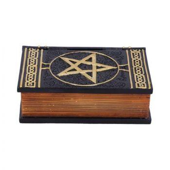 Book of Shadows Trinket Storage Box