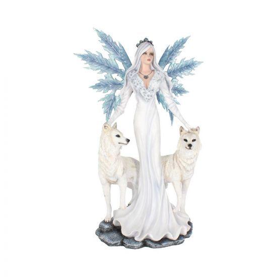 Aura - Winter Fairy & Wolves