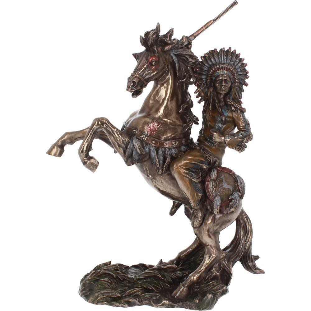 War Cry - American Indian Figurine
