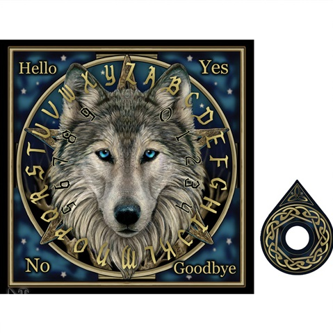 The Wild One By Lisa Parker Spirit Board